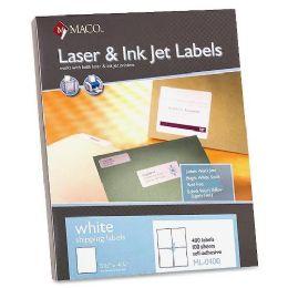 Maco Return Address Label - Labels