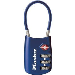 Master Lock 4688D Luggage Cable Lock - Cable wire
