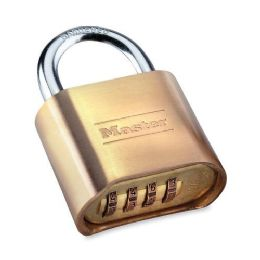 Master Lock Combination Padlock - Office Clipboards