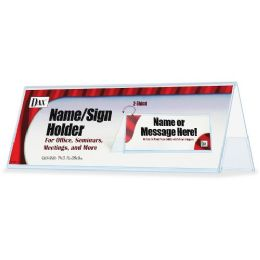 240 Units of DAX 2-sided Freestanding Sign Holder - Sign