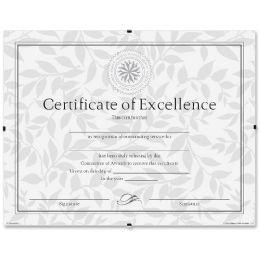 Dax Frameless Certificate Clip Frame - Frame