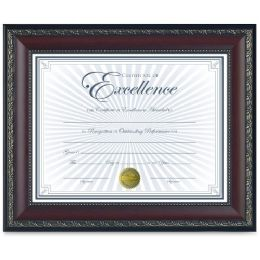 Dax Gold Accent WORLD CLASS Document Frame - Frame