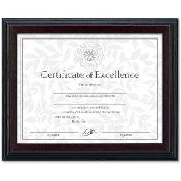Dax Step Edge Document Frame - Frame