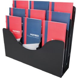 4 Units of DeflecT-O 3-Tier Document Organizer - Organizer