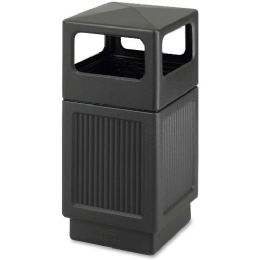 Safco Canmeleon 38-Gallon Waste Receptable - Janitorial Supplies
