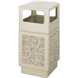 Safco Canmeleon Aggregate Receptacle - Janitorial Supplies