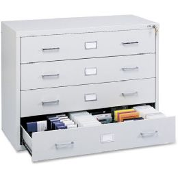 Safco Computer Multimedia Cabinet - Storage and Organization
