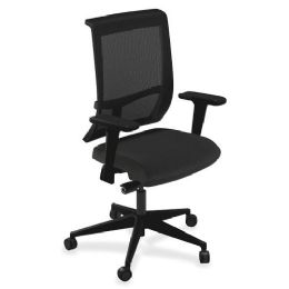 2 Units of Mayline Commute Series Mesh Back Task Chair - Office Chairs