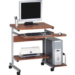 Mayline Eastwinds 946 Portrait PC Desk Cart - Office Supplies