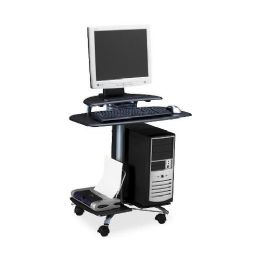 Mayline Mobile PC Workstation - Office Supplies