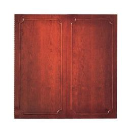 Mayline Toscana Veneer Cabinet - Storage and Organization