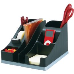 Deflect-o Silouettes All-in-One Caddy - Office Supplies