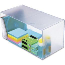 Deflect-o Stackable Double-Cube Organizer - Organizer