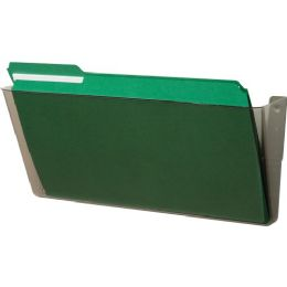 Deflect-o Stackable Legal Wall Pocket - Office Supplies