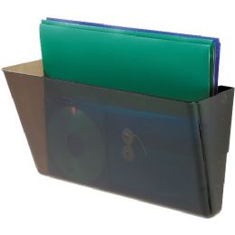 Deflect-o Stackable Wall Pocket - Office Supplies