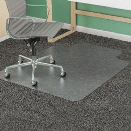 Deflect-o SuperMat Medium Weight Chair Mat - Office Chairs
