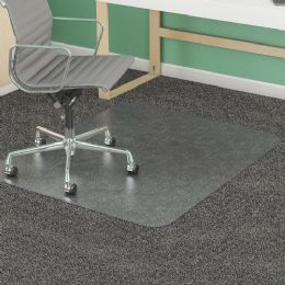 Deflect-o SuperMat Medium Weight Chair Mat - Office Chairs