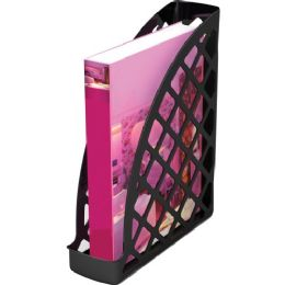 Deflect-o Sustainable Office Magazine File 30% Recycled Content - File Folders & Wallets