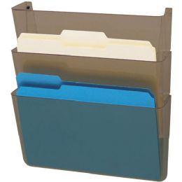 Deflect-o Wall File with Mounting Hardware - File Folders & Wallets