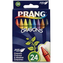 Dixon Prang 24 Count Wax Crayons - Crayon