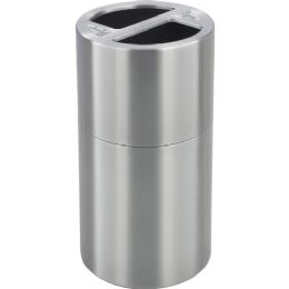 Safco Dual Recycling Receptacle - Janitorial Supplies