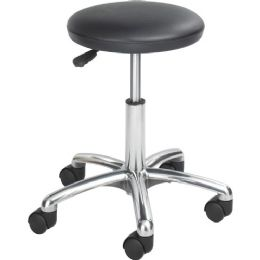 Safco Economy Lab Stool - Office Supplies