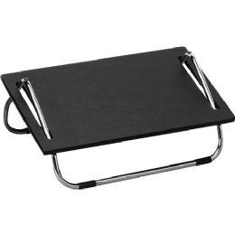 Safco Ergo-Comfort Adjustable Footrest - Office Supplies