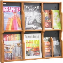 Safco Expose Literature Rack - Office Supplies