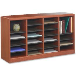 Safco E-Z Stor Literature Rack - Office Supplies