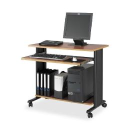 4 Units of Safco Fixed Height Workstation - Office Supplies