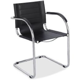4 Units of Safco Flaunt Guest Chair with Arm - Office Chairs
