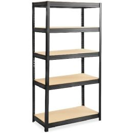Safco Heavy-duty Boltless Steel Shelving Unit - Office Supplies