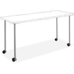 Safco Impromptu Mobile Training Tabletops - Office Supplies