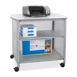 3 Units of Safco Impromptu Multi Kitchen Appliances Stand - Office Supplies