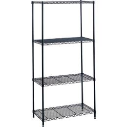 Safco Industrial Wire Shelving - Office Supplies