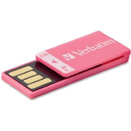 84 Units of Verbatim 4gb CliP-It 97549 Usb 2.0 Flash Drive - Flash Drives