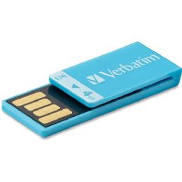84 Units of Verbatim 4GB Clip-it 97550 Flash Drive - Flash Drives