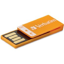 84 Units of Verbatim 4GB Clip-it 97551 Flash Drive - Flash Drives