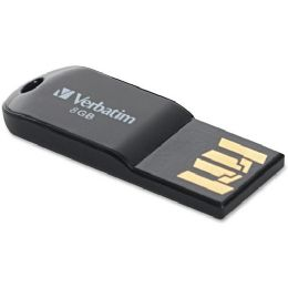 84 Units of Verbatim 8GB Store 'n' Go Micro 44049 USB Flash Drive - Flash Drives