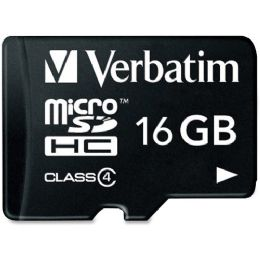 48 Units of Verbatim 97180 16 GB microSD High Capacity (microSDHC) - Flash Drives