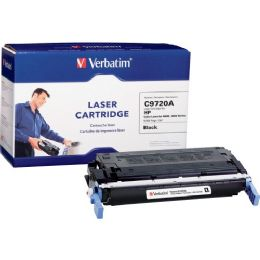 Verbatim HP C9720A Compatible Black Toner (4600, 4650) - Ink & Toner Cartridges