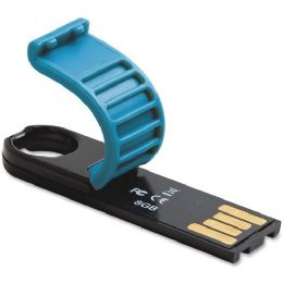 84 Units of Verbatim Micro+ Usb Drive 8gb - Caribbean Blue - Flash Drives
