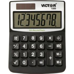 Victor 11000 Mini Desktop Calculator - Office Calculators