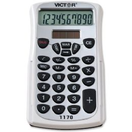51 Units of Victor 1170 Handheld Calculator - Office Calculators