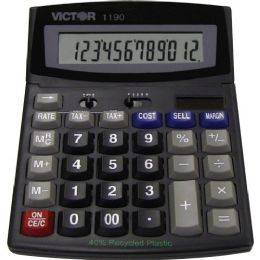 Victor 1190 Desktop Display Calculator - Office Calculators