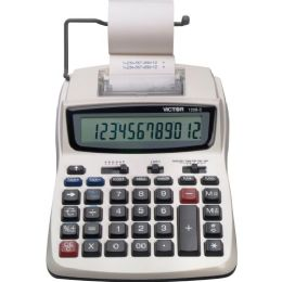 Victor 12082 Printing Calculator - Office Calculators