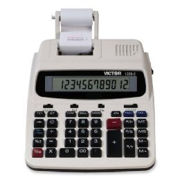 7 Units of Victor 12282 Professional Calculator - Office Calculators