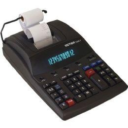 Victor 12807 Printing Calculator - Office Calculators