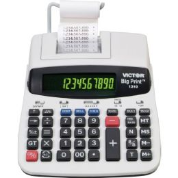 Victor 1310 Printing Calculator - Office Calculators