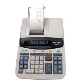 Victor 26402 Commercial Print Calculator - Office Calculators